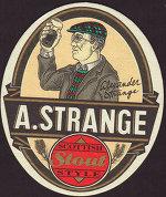 Alexander Strange, Alexander Strange