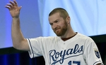 Royals trade closer Wade Davis to Cubs for outfielder Jorge Soler
