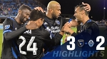 HIGHLIGHTS: Quakes 3, Whitecaps 2