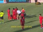 Football: PNG Defeats Malaysia 2-0