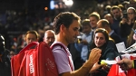 Roger Federer: 'I hope to play for a few more years'