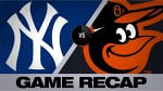 Yankees mash 6 home runs to beat the Orioles | Yankees-Orioles Game Highlights 8/6/19