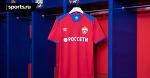 Официально: новая форма ПФК ЦСКА 2019 от UMBRO