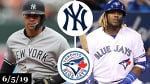 New York Yankees vs Toronto Blue Jays - Full Game Highlights | June 5, 2019 | 2019 MLB Season