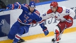 Кожевников: СКА не хватило сыгранности в серии плей-офф КХЛ с ЦСКА