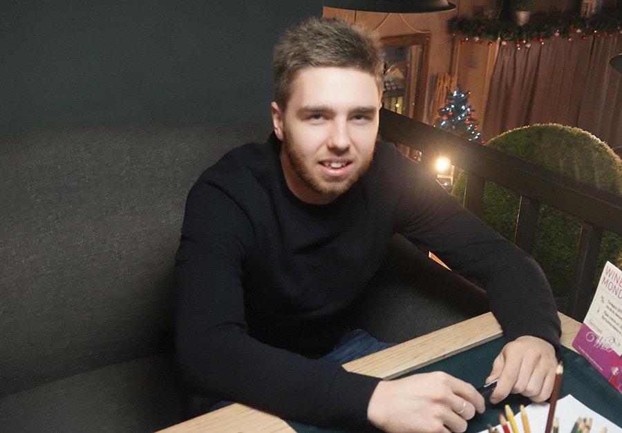 Иван Сергеев - нападающий Торпедо