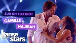 DALS S08 - Camille Lacourt & Hajiba Fahmy sur un Foxtrot sur Don't Wanna Miss a Thing (Aerosmith)