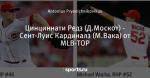 Цинциннати Редз (Д.Москот) - Сент-Луис Кардиналз (М.Вака) от ★ MLB-TOP ★