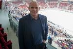 "Александр Карелин: ""Хоккей – это борьба на коньках"""
