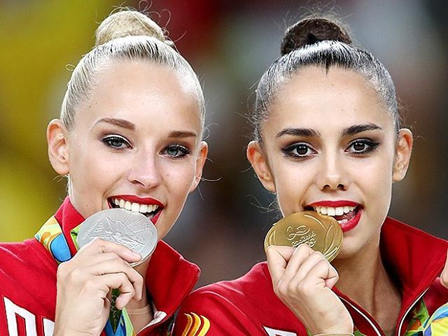 Художественная гимнастика самые красивые девушки