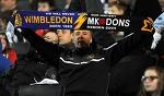 Большой привет ублюдкам из ПабТим) - просто фото) - MK Dons (ex - Wimbledon FC) - Блоги - Sports.ru