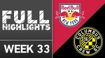 HIGHLIGHTS | New York Red Bulls vs. Columbus Crew SC