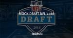MOCK DRAFT NFL 2016