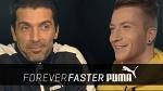 Buffon vs. Reus | Head to Head Interview | PUMA Football