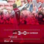 «Аякс» - «Камбюр»: пир во время чумы - Wij zijn Ajax - Блоги - Sports.ru
