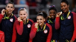 For US Olympians, gold medals come with a hefty tax bill - BBC News