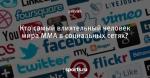 Кто самый влиятельный человек мира ММА в социальных сетях?