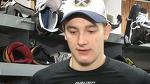 Nikita Zadorov Pre-Game (12/31/14) Video - NHL VideoCenter - Buffalo Sabres