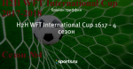 H2H WFT International Cup 16\17 - 4 сезон