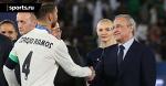 Прошла встреча с глазу на глаз Флорентино Переса и капитана «Реал Мадрид» Серхио Рамоса