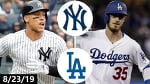 New York Yankees vs Los Angeles Dodgers Highlights | August 23, 2019 (2019 MLB Season)