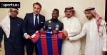 Пять испанских клубов в течение 1,5 часов объявили о трансферах игроков из Саудовской Аравии