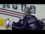 Bobrovsky snares a redirect | Feb 18, 2017