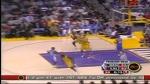 Kobe Bryant Chase Down Block Andre Miller
