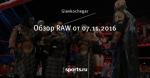 Обзор RAW от 07.11.2016