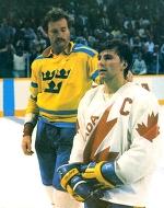 Обмен майками. КК-1984 - Был такой хоккей - Блоги - Sports.ru