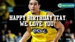 Happy Birthday Itay Segev!