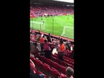 Romelu Lukaku hit Southampton FC fan during warm up and went straight over to apologise personally.