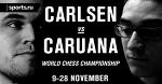 Превью матча на первенство мира по шахматам: Магнус Карлсен - Фабиано Каруана