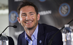 Frank Lampard joins New York City FC with a new medal - an OBE