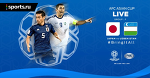 Япония - Узбекистан (Кубок Азии 2019, группа F, 3 тур). Комментатор - Денис Цаплинд