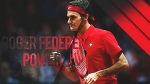 Roger Federer - POWER [HD]