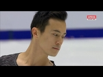 Patrick Chan FS 2016 Cup of China