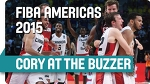 Cory Joseph Buzzer Beater - 3rd Place - 2015 FIBA Americas Championship