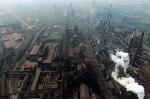 In the Air! Магнитогорский металлургический комбинат (ММК) / Magnitogorsk Steel Factory (MMK)