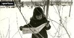 Черно-белые (и цветные) лики советского спорта - 78