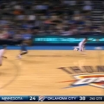 Dion Waiters Has Trouble With The Ball