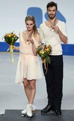 Необъяснимо, но факт / Габриэла Пападакис и Гийом Сизерон – чемпионы мира - На злобу дня - Блоги - Sports.ru