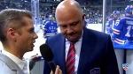 Интервью с Игорем Каляниным после матча СКА - Динамо Минск