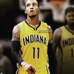 """Paul George on Instagram: """"Here we go! Let's get back to where we belong Indy... On top! #DopeEdit"""""""