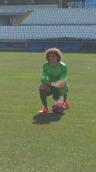 Error de Guillermo Ochoa #Vine - Futbol Sapiens