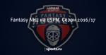 Fantasy NHL на ESPN. Сезон 2016/17