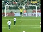 Almunia Penalty Save vs Tottenham premier league 2007 2008