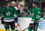 Tyler Seguin and Jamie Benn: The latest Dude Perfect stars bring out the best in each other