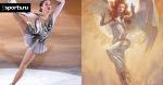 Алина Загитова «Звезда на небе голубом»