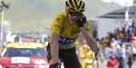 Chris Froome (Sky) «Je suis mort 1000 fois dans l'Alpe d'Huez»